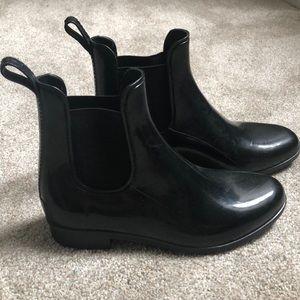 Sugar rain boots